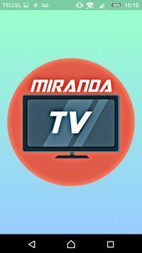 Miranda tv Cartaz