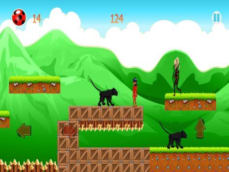 Cat Noir And Ladybug Games apk screenshot