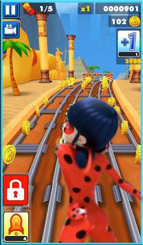 adventure ladybug run escape games apk screenshot