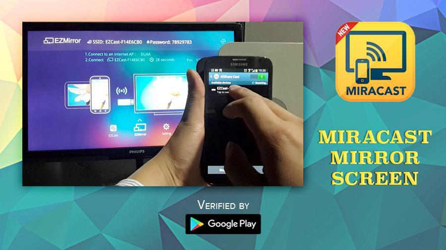 Miracast For Android To Tv For Android Apk Download