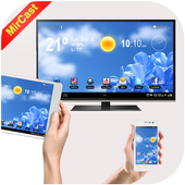 Miracast App Download Display Android icon