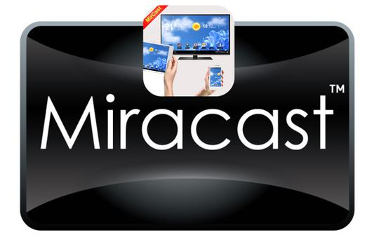 Miracast App Download Display Android poster