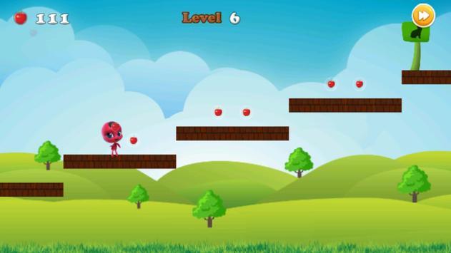 Miraclous Lady bug Surfer - Go Edition screenshot 4