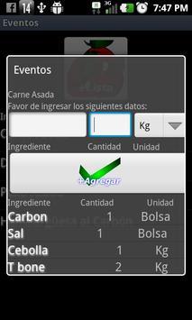 Pachanga screenshot 4