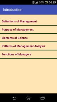 Management Information System apk screenshot