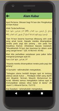 Misteri Alam Kubur (Barzah) apk screenshot