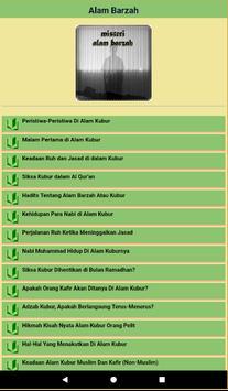 Misteri Alam Kubur (Barzah) screenshot 5