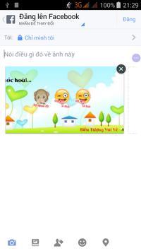 Biểu Tượng Vui Vẻ captura de pantalla 1
