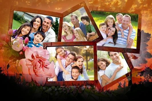 Family Photo Frame screenshot 5