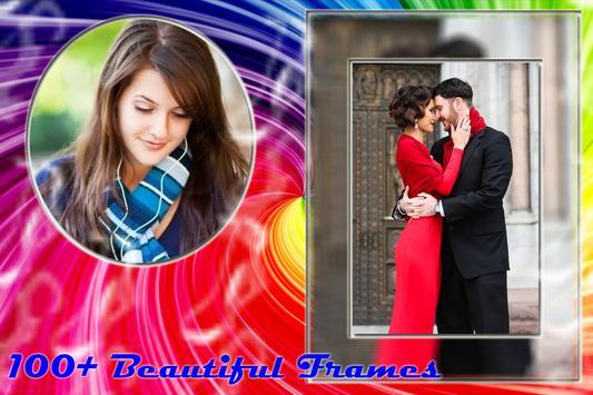 Profile Photo Frame poster