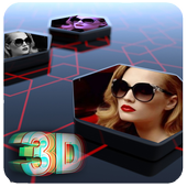 3D Photo Frame icon