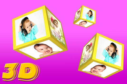 3D Photo Frame screenshot 1