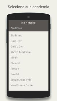 Fit Center poster