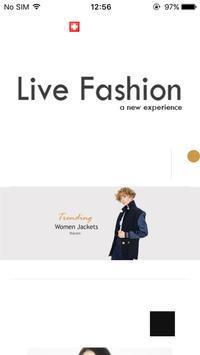 LiveFashion.ch screenshot 1