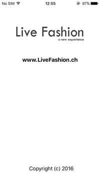 LiveFashion.ch screenshot 2