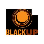 Black up icon