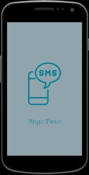 Msgs Twist poster