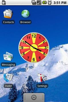 MakClock Widget apk screenshot