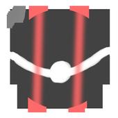 포켓조준 - 포켓몬고 조준 가이드(초보용 조준 도우미) icon