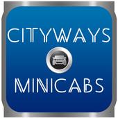 Cityways Minicab icon
