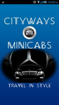 Cityways Minicab screenshot 1