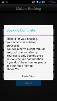 Cityways Minicab screenshot 4