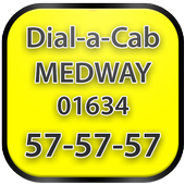 Dial-a-Cab MEDWAY icon