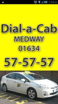 Dial-a-Cab MEDWAY apk screenshot