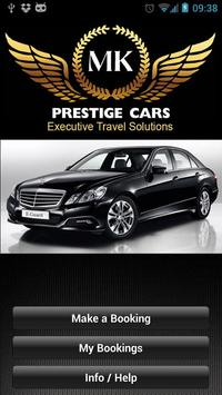 MK Prestige Cars poster