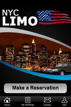 NYC Limo screenshot 1