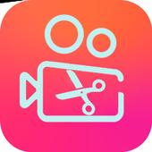 Video Editor Square Video icon