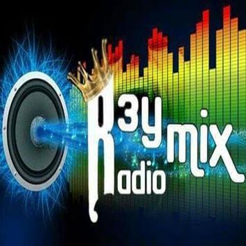 R3y Mixradio poster
