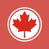 Canadian checkers icon