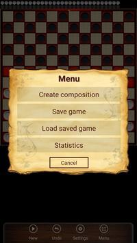 Canadian checkers screenshot 5