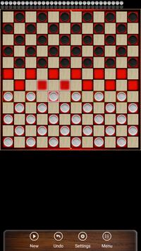 Canadian checkers poster