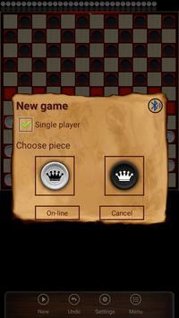 Canadian checkers screenshot 1