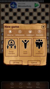 Canadian checkers screenshot 2