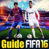Guide FIFA 16 Play icon