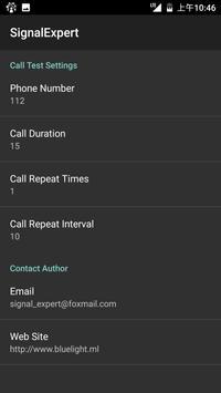 Signal Expert screenshot 5
