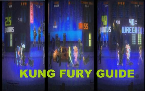 Guide for Kungfury Street Rage poster