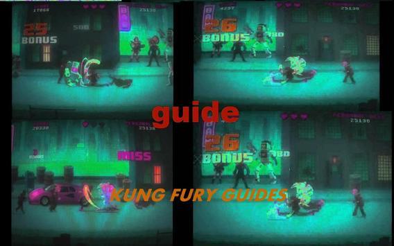 Guide for Kungfury Street Rage apk screenshot