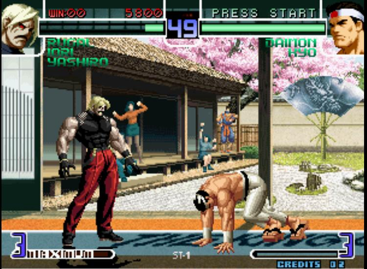Tips For King Of Fighters 2002 Plus Rugal Gratis For Android Apk