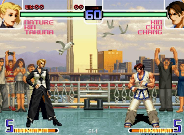 the king of fighters 97 apk plus