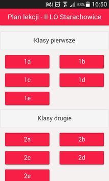 2LO Starachowice - Plan Lekcji apk screenshot