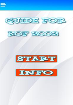 Guide for kof 2002 magic poster