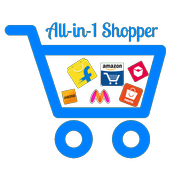 All-in-1 Shopper - Online Shopping in India icon