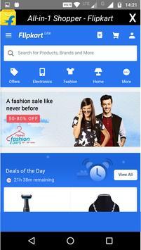 All-in-1 Shopper - Online Shopping in India apk screenshot