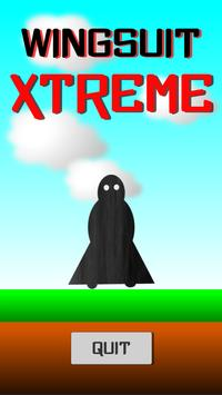 Wingsuit Xtreme poster
