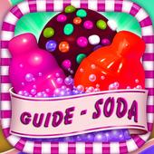 Guide Candy Crush SODA Saga icon
