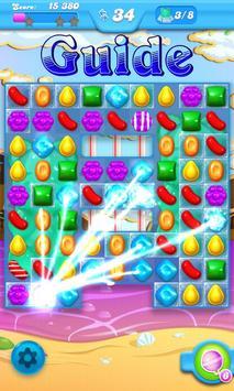 Guide Candy Crush SODA Saga poster